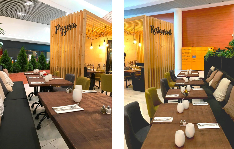 images pizzeria et restaurant l'orangerie e.leclerc oceane reze