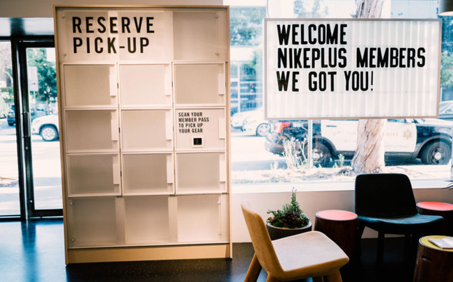 concept store nike los angeles agora groupe