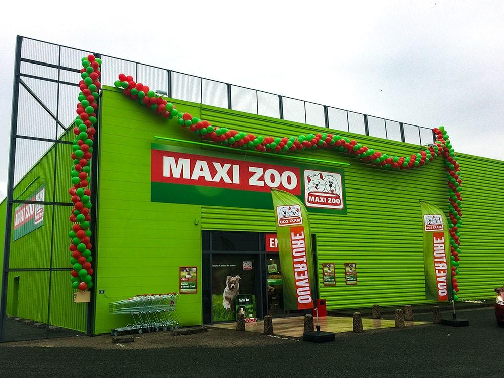 photo magasin maxi zoo chateaubriant